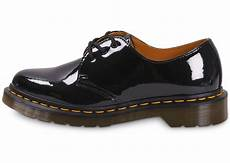 dr martens 1461 w vernis chaussures baskets femme
