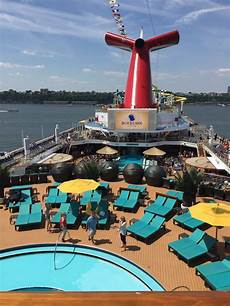 pool spa fitness carnival sunshine cruise ship cruise critic