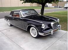 1962 Studebaker Gran Turismo 1962 studebaker gran turismo hawk information and photos