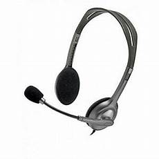 Logitech Headset H 111 Stereo logitech h111 stereo headset 3 5mm with rotating