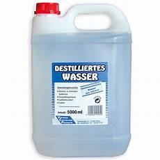 destilliertes wasser 5 liter entmineralisiert
