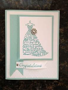 stin up bridal shower card diy crafts bridal