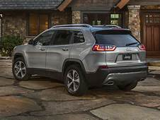 New 2019 Jeep Cherokee  Price Photos Reviews Safety