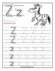 worksheets letter z 24261 dania coloring pages