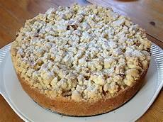 Apfel Streuselkuchen - apfel streuselkuchen mit pudding rezept mit bild