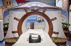 Pirate Theme Ct Scanner Makes Things Less Scary For