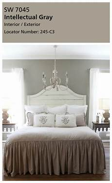 intellectual gray fixer upper master bedroom paint color the weathered fox