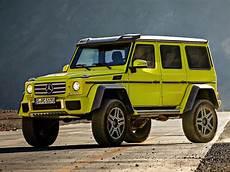 Mercedes G 4x4 Hoch 2 Amg