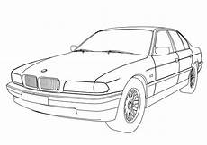 bmw m6 ausmalbilder cars coloring bmw 750 model car coloring page
