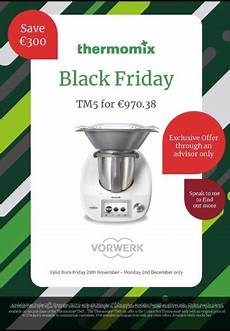 Thermomix Tm5 Black Friday Offer For Sale In