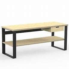 arbeitsplatte 40 cm profi design werkbank 200 x 75 x 85 cm mit multiplex