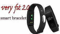 veryfit pro bedienungsanleitung fit 2 0 smart band fitness tracker id107 review