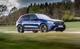 2018 Mercedes AMG GLC63 First Drive  Review Car And Driver
