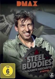 Steel Buddies Stahlharte Gesch 228 Fte Staffel 4 2017
