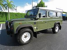 1992 used land rover defender 110 200 tdi at fort