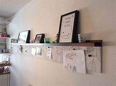 Ribba Bilderleiste Ikea - selfmade pinboard ikea ribba bilderleiste mit