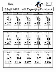 subtraction with regrouping worksheets with boxes 10735 digit addition and subtraction with regrouping 2 addition subtraction math addition