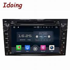 idoing 2din car radio for opel astra h car gps navigation