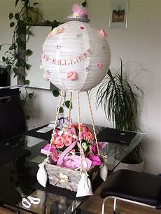 ballon mit korb zum 80 geburtstag 80 geburtstag