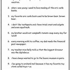 capital letter worksheets grade 3 23105 teach your students to master capital letters