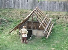 Viking Building Techniques For Earth Houses Grubenhaus