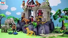 Malvorlagen Playmobil Jungle Playmobil Treasure Temple Adventure Playset With Jungle