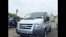 Ford Transit 2011 2011 Ford Transit T350 Review