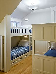27 fantastic built in bunk bed ideas for kids room from a tales
