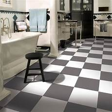 ivc checkered grey tile 13 2 ft wide your choice length