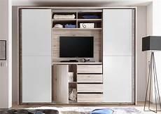 kleiderschrank mit tv schwebet 252 renschrank mit tv fach und spiegel kaufen in 2020