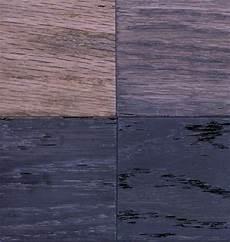 Black Stain On Oak