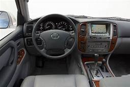 Toyota Land Cruiser 100 2002 Pictures 3 Of 11  Cars