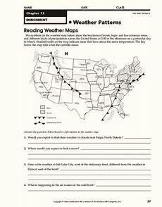 weather patterns worksheets 292 weather patterns worksheet for 6th 8th grade lesson planet