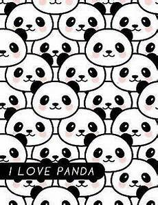 i panda journal a composition book diary 8 5 x 11