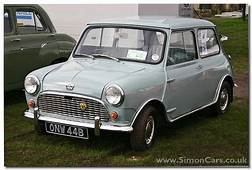 Simon Cars  Mini Morris And Austin Seven