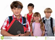 children going to school royalty free stock image image 33677026