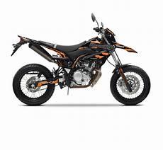 Yamaha Wr 125 R X Jagermeister Graphics Series Tmx