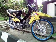 Modifikasi Supra Lama by Modifikasi Supra X 100cc Simple Modif Supra X Lama 2001