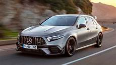 the 2020 mercedes amg a45 s is the hatch with a