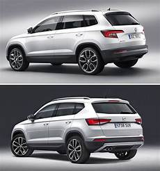 Skoda Karoq Vs Seat Ateca Cars Cars Motorcycles Luxury