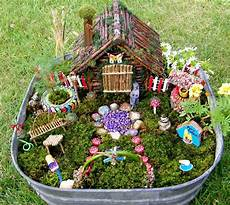 Elfenhaus Selber Bauen - how to make a garden