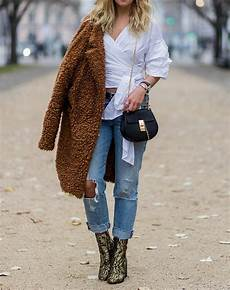 how to wear ankle boots with legs purewow