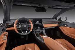 2019 Toyota Avalon Limited Hybrid Interior  MotorTrend