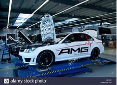 mercedes amg affalterbach affalterbach germany mercedes amg workshop stock photo