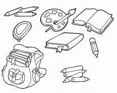 Www Ausmalbilder Info Malbuch Malvorlagen Schule Kostenlose Malvorlage Schule Das Braucht In Der