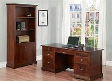 cherry home office furniture contemporary solid cherry office collection for the home