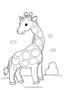 Malvorlagen Giraffen Gratis Giraffen 25 Gratis Malvorlage In Giraffen Tiere Ausmalen