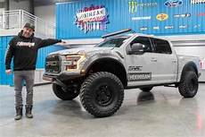 Ken Block Partners With Svc Offroad For A New Ford Raptor