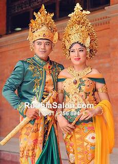 4 Baju Adat Bali Pria Dan Wanita Tradisikita