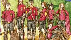 Malvorlagen Harry Potter Quidditch Harry Potter J K Rowling Writes New History Of Quidditch